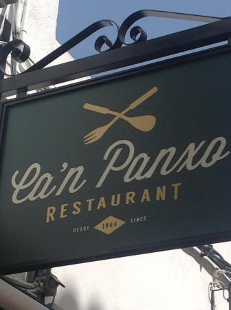 Restaurante Ca'n Panxo