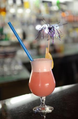 Hotel Bowling de Millau : Cocktail
