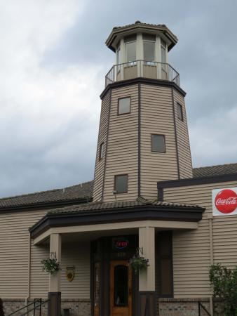 Port Orchard's Lighthouse: Lighthouse Restaurant