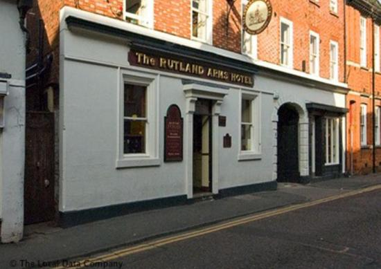 The Rutland Arms Hotel Getlstd Property Photo