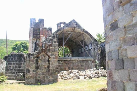 Annie's Caribbean Tours and Excursions: Ruins