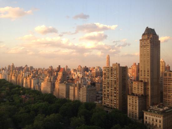 Sunset View East Side Picture Of Park Lane Hotel New York City