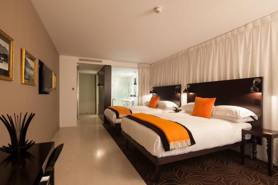 Queenstown Park Boutique Hotel: queenstown luxury hotels - Queenstown Boutique Hotel - Twin Room