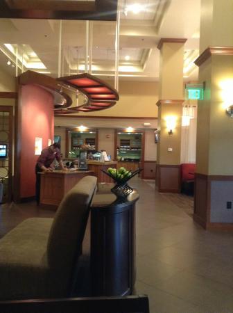 Hyatt Place Raleigh-Durham Airport: レセプション