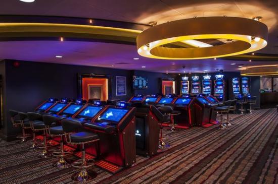Luton casino menu
