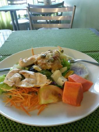 Ciboulette Culinária