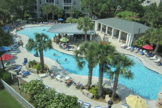 Holiday Inn Club Vacations South Beach Resort Pool Overview