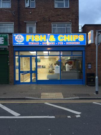 Seaworld Fish Bar