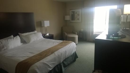 Holiday Inn Express Hotel & Suites Milwaukee-New Berlin: chambre