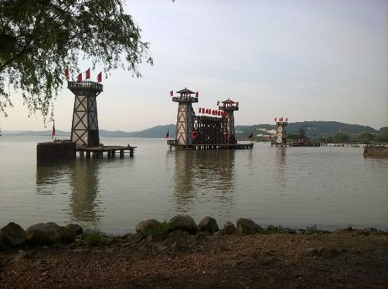 Water Margin and the Three Kingdoms Scenic: Three Kingdoms