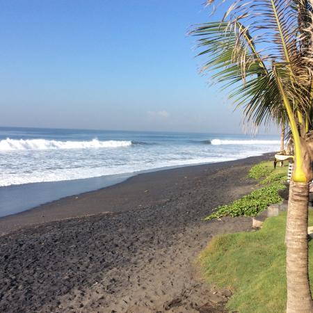 Surf Break In Front Of Resort Warung Picture Of Komune Resort