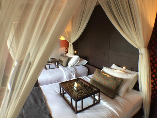 Villa Teresa : Our room upon arrival