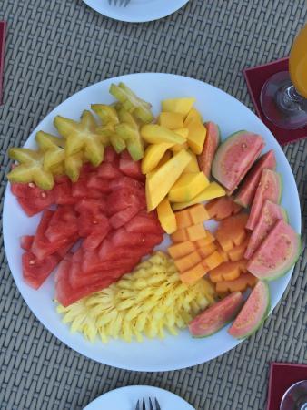 Villa Teresa : Bali has the best fruits!