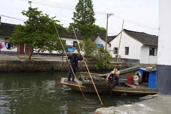 Chinese watertown