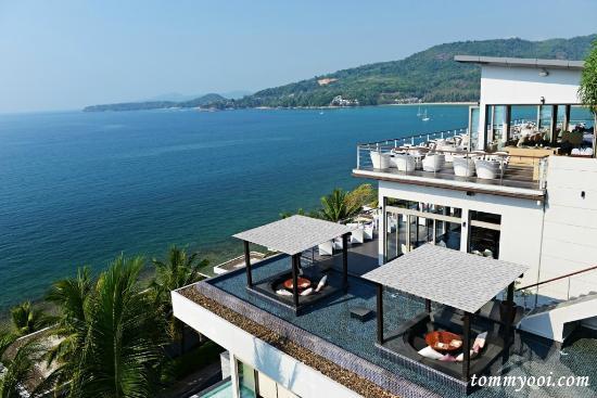 Cape Sienna Hotel & Villas: Hotel View