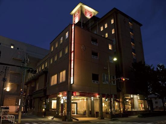GrandPark Hotel Excel Fukushima Ebisu
