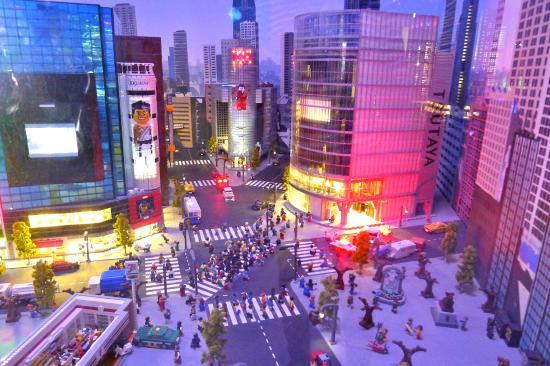 レゴランド ディスカバリーセンタ―東京 - Picture of Legoland Discovery Center Tokyo, Minato - Tr...