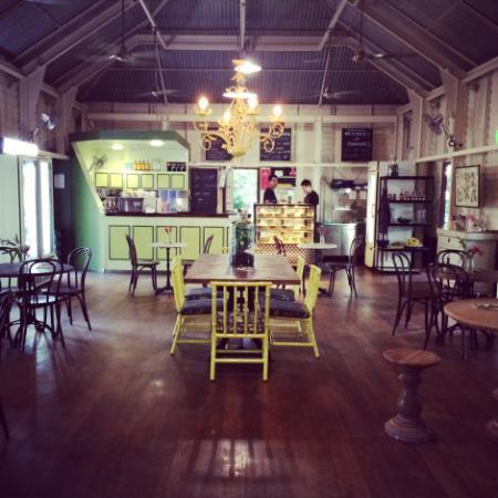 Eva's Botanical Gardens Cafe