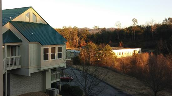 Pedestal Duplex Upper Picture Of Sunrise Ridge Resort Pigeon Forge Tripadvisor