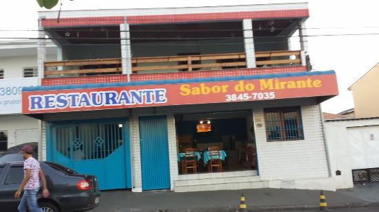 Restaurante Sabor Do Mirante