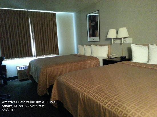 Americas Best Value Inn & Suites- Stuart: America's Best Value Inn Stuart, IA