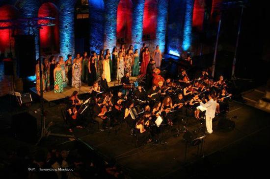 Patras Ancient Odeum: Συναυλία 8-7-2012
