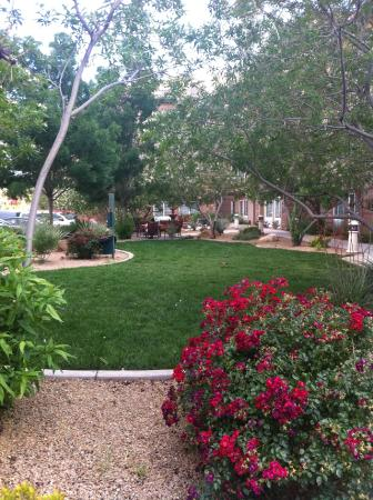 La Quinta Inn & Suites St. George : Outside area