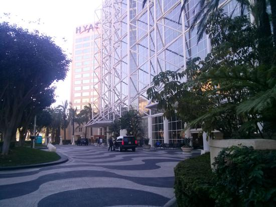 Hyatt Regency Orange County: Hyatt Anaheim
