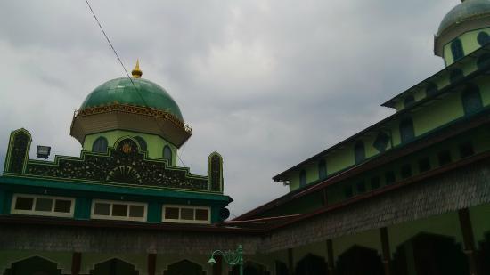 Jami Mosque Banjarmasin