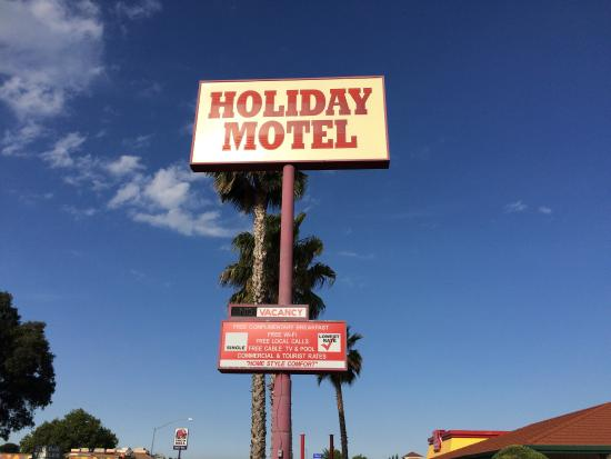 Holiday Motel: Oakdale Motel