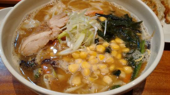 Echigoya Ramen Citywalk