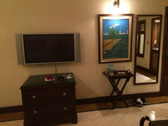 The LaLiT Golf & Spa Resort Goa : hotel room