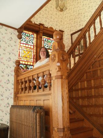 The Annabel Lee B&B Inn: Philippa loved this place! Glad I stumbled onto it!..Perfect!