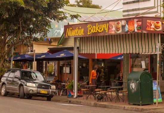 Nimbin, Australia: Shop front