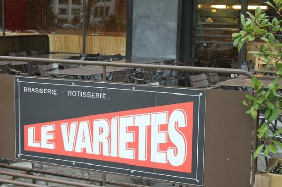 Le Varietes : Lekker