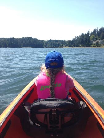 Port Ludlow, WA: Kayaking