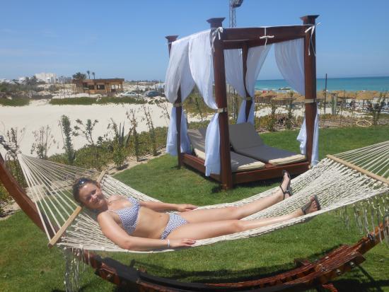 TUI MAGIC LIFE Penelope Beach: Over 18 sun bathing area