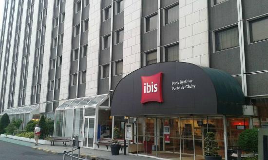 Picture of ibis paris 17 clichy batignolles paris tripadvisor - Theatre berthier porte de clichy ...