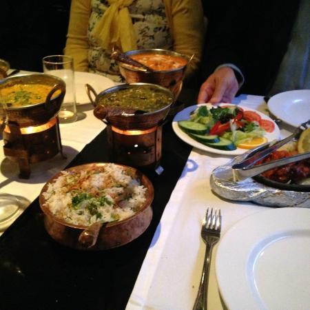 Tandoor Special Indian Restaurant Delicious Food