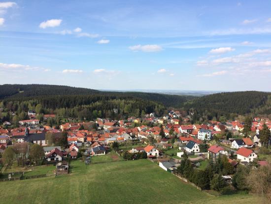 Finsterbergen, Allemagne : Tannhäuser Hotel Rennsteigblick