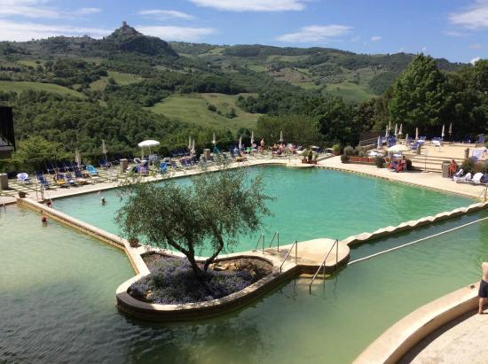 Picture of albergo posta marcucci bagno - Bagno vignoni hotel posta marcucci ...