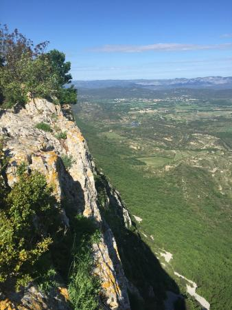 Pic St-Loup : Vue
