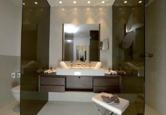 See, النمسا: Badezimmer Doppelzimmer de Luxe & Alpine neu