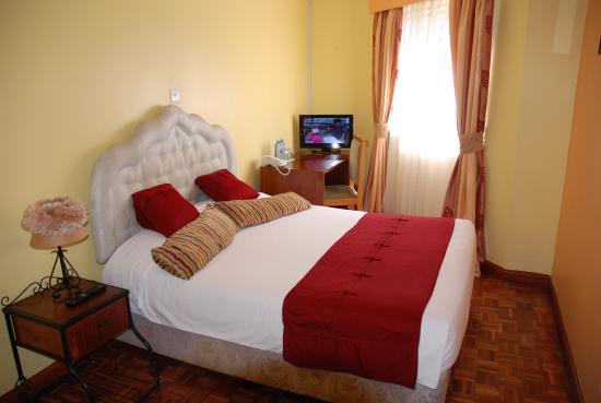 Biblica Guest House: Bedroom