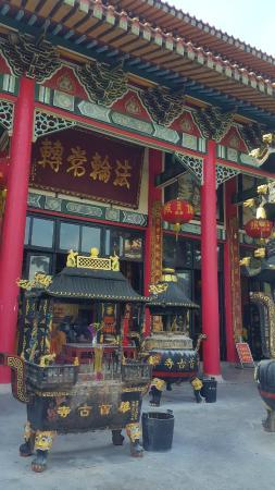 Huashou Temple: 大雄寶殿