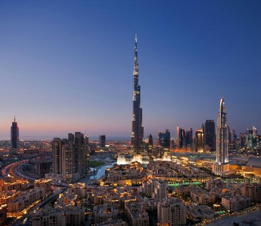Ramada Downtown Dubai: Downtown Picture