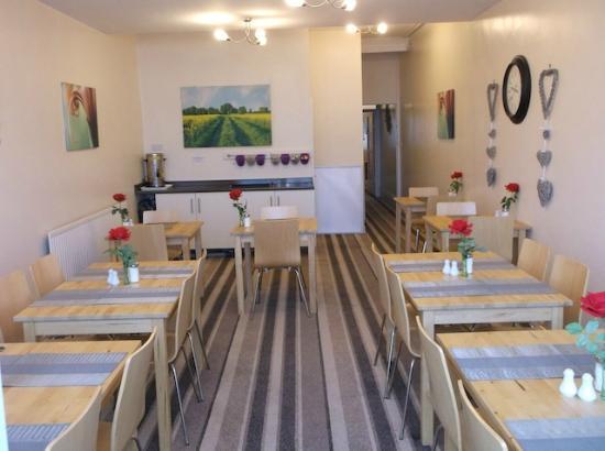 Rossall House : Dinning room