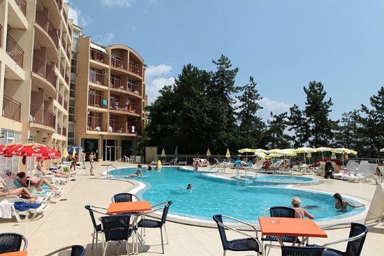 Luna Hotel: Pool