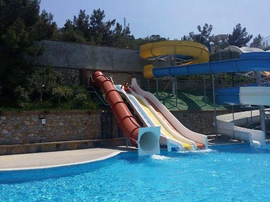 Blue Dreams Resort: aqua park