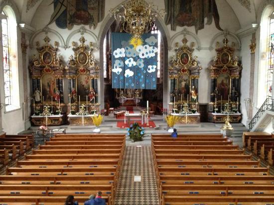 St Mauritius Church